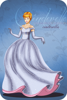 Glamorous Fashion - Cinderella by tiffanymarsou