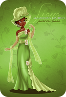 Glamorous Fashion - Tiana by tiffanymarsou