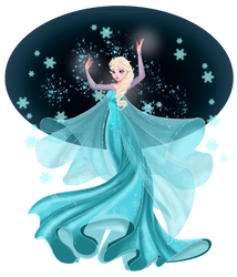 Elsa by tiffanymarsou
