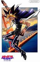 Yu-Gi-Oh by tiffanymarsou