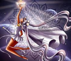 Sailor Cosmos by tiffanymarsou