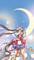Moonlight Hero by tiffanymarsou
