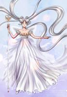 Neo Queen Serenity by tiffanymarsou