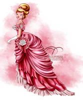 Vintage Ballgown - Lottie by tiffanymarsou