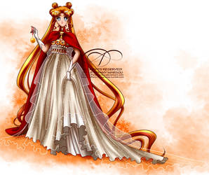 Christmas Princess - Serenity by tiffanymarsou
