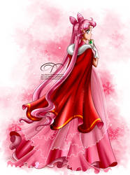 Christmas Princess - Small Lady by tiffanymarsou