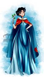 Christmas Princess - Mercury by tiffanymarsou