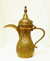 Arabic Coffee Pot by LilyWyte