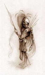 Tribesman by Chugaa
