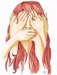 Eye Can't Hea- by AkuTaco