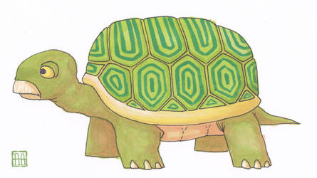 I Like Turtles by AkuTaco