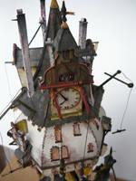 Clock tower_03 by Raskolnikov0610