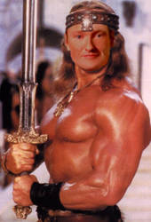 Conan the Barbarian by PHatHome666