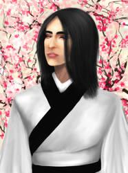 Japanese garden by VillainsLove