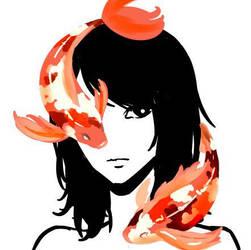Profile Doodle by Dori-tan