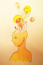 Drifting Thought by Dori-tan
