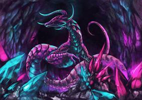 Jewel Dragon by tomoki17