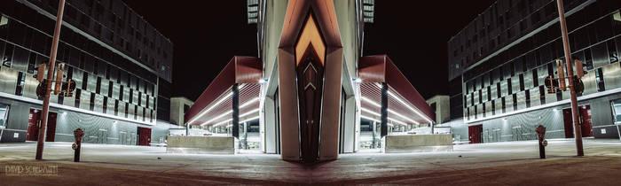 Futuristic Vienna by DavidSchermann