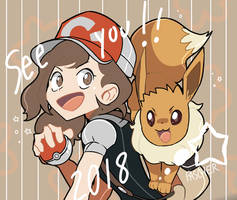 pokemon let's go SWITCH by Fascher