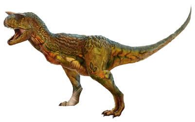 Carnotaurus (ARK) by TimBESD