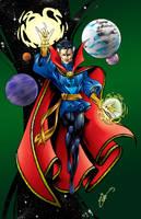 Dr. Strange by ChrisTsuda