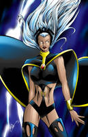 Classic Storm by ChrisTsuda