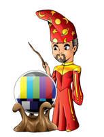 ABG - Red Wizard by ChrisTsuda