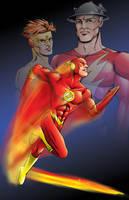 Flash 2012 by ChrisTsuda
