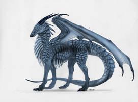 BlueDragon by Opaca