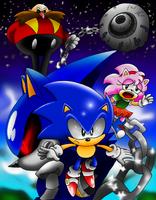 S O N I C  C D by SonicKnight007