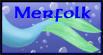 Merfolk Stamp by Epiaruna