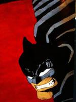 Frank Miller Batman by Boredomdoodler