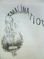Imagination by Boredomdoodler