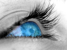 Blue eyes by KiaraWeibel