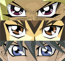 Yu-Gi-Oh Generations by TashaPhoenix