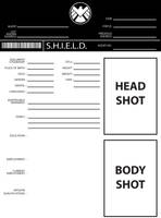 S.H.I.E.L.D Profile by TashaPhoenix