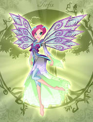 Winx Club Tecna Tiefix by fantazyme