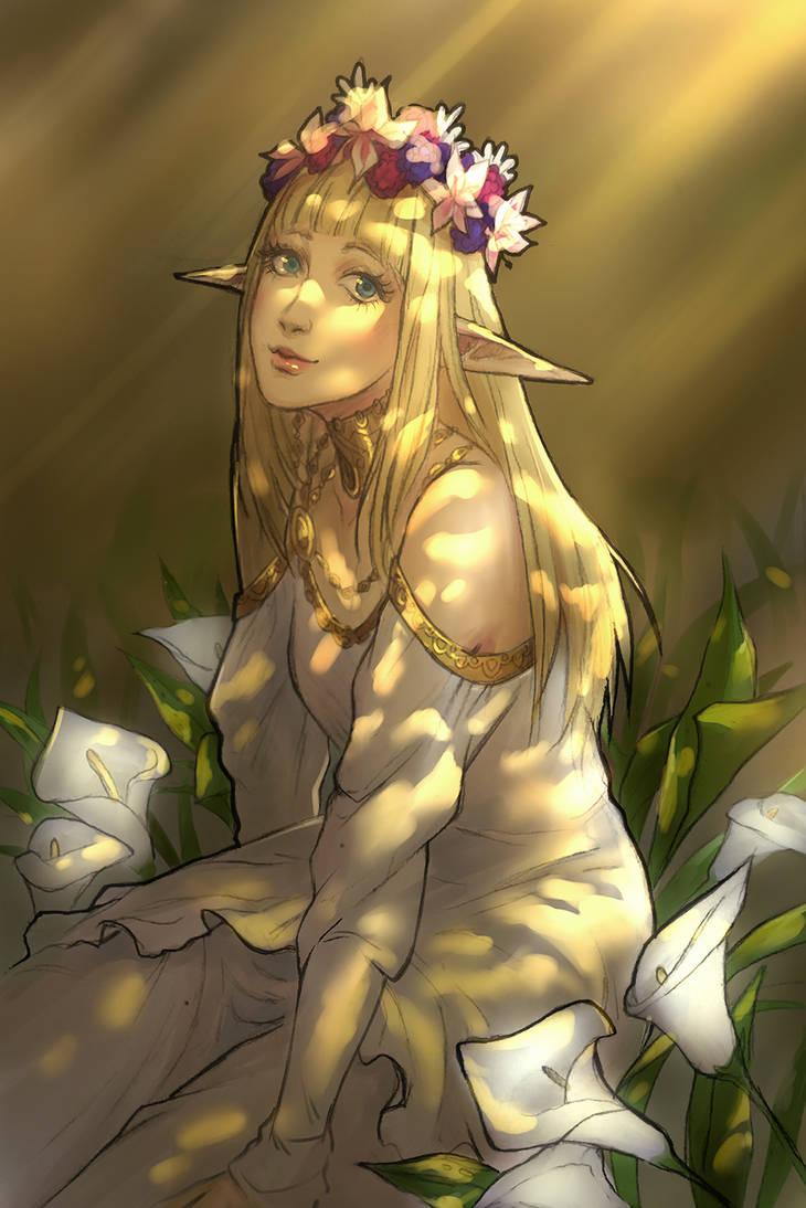 Nikkie - Spring soul by fantazyme