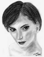 Portrait by HelgaVelroyen