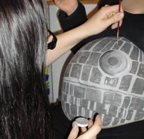 Death Star - Final Highlights by HelgaVelroyen