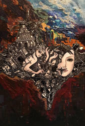 Double world by Julliane