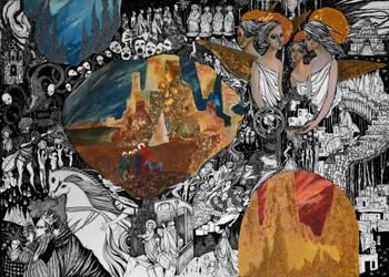 Tower of Babel by Julliane