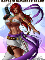 Purchased Commission: Savvy 2 by KatrinaSinclaire