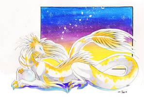 Golden Wisdom by Sea-Dragon