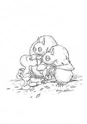 Bone by puggdogg