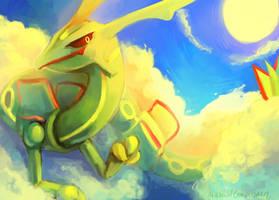 DAY THREE - Favorite Dragon Type by MusicalCombusken