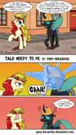 Talk Nerdy To Me by Pony-Berserker
