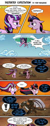 Distorted Expectation by Pony-Berserker