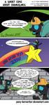A Short Comic About Changelings by Pony-Berserker