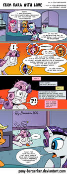 From Rara With Love by Pony-Berserker